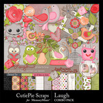 Laugh Combo Pack-$4.99 (CutiePie Scraps)