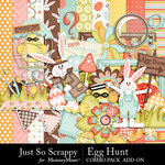 Egg Hunt Add On Combo Pack-$2.99 (Just So Scrappy)