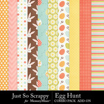 Egg hunt add on kit papers small