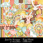 Egg Hunt Combo Pack-$4.99 (Just So Scrappy)