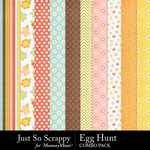 Egg hunt kit papers small