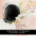 Its Springtime QuickMix-$4.99 (Indigo Designs)
