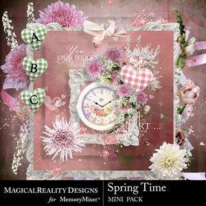 Springtime mini preview medium
