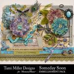 Someday Soon Embellishment Pack-$3.99 (Tami Miller)