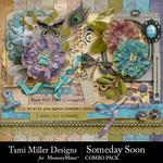 Someday Soon Combo Pack-$5.99 (Tami Miller)