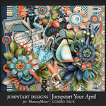 Jumpstart Your April 2017 Combo Pack-$7.99 (Jumpstart Designs)