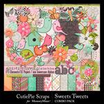 Sweets Tweets CPS Combo Pack-$4.99 (CutiePie Scraps)