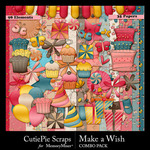 Make a Wish CPS Combo Pack-$4.99 (CutiePie Scraps)