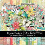 One Kind Word Combo Pack-$8.99 (Fayette Designs)