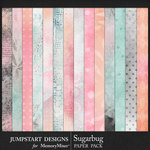 Sugarbug Blended Paper Pack-$3.99 (Jumpstart Designs)