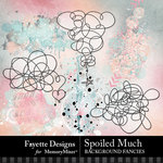 Spoiled Much Background Fancies Pack-$3.99 (Fayette Designs)