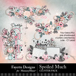 Spoiled Much Cluster Pack-$3.99 (Fayette Designs)
