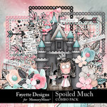Spoiled Much Combo Pack-$8.99 (Fayette Designs)