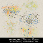 Play and Games Scatterz Pack-$1.99 (Lindsay Jane)
