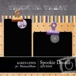 Spookie Dookie QuickMix-$5.00 (Karen Lewis)