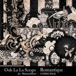 Romantique Combo Pack-$4.99 (Ooh La La Scraps)