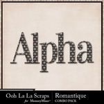 Romantque kit alpha small