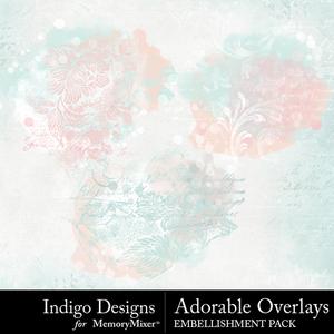 Indigod adorable overlays medium