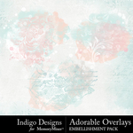 Adorable Overlay Pack-$2.99 (Indigo Designs)