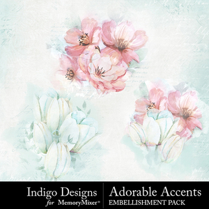 Indigod adorable accents medium