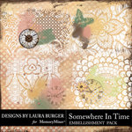 Somewhere In Time Scatters Pack-$4.99 (Laura Burger)