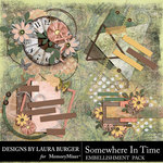 Somewhere In Time Cluster Pack-$4.99 (Laura Burger)