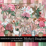 Mothers Daughter Combo Pack-$7.99 (Laura Burger)