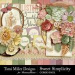 Sweet Simplicity Combo Pack-$5.99 (Tami Miller)