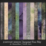 Jumpstart Your May 2017 Blended Papers-$2.40 (Jumpstart Designs)