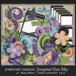 Jumpstart Your May 2017 Add On Pack-$3.99 (Jumpstart Designs)