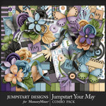 Jumpstart Your May 2017 Combo Pack-$7.99 (Jumpstart Designs)