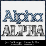 Heroes in blue kit alphas small
