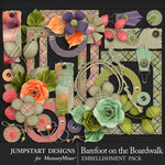 Barefoot on the Boardwalk Add On Pack-$3.99 (Jumpstart Designs)