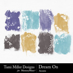 Dream On Accents Pack-$2.99 (Tami Miller)