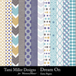 Dream On Paper Pack-$2.99 (Tami Miller)
