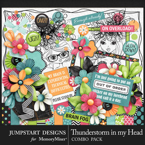 Jsd thunderstorm kit medium