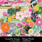Spring Fresh CPS Combo Pack-$4.99 (CutiePie Scraps)