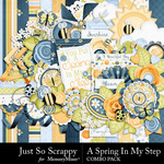 Spring In My Step Combo Pack-$4.99 (Just So Scrappy)