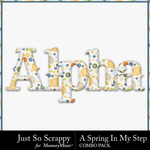 Spring in my step kit alpha small