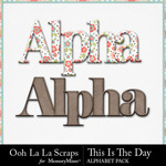 This is the day kit alphas small