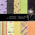 Hocus Pocus Paper Pack-$3.50 (Karen Lewis)