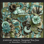 Jumpstart Your June 2017 Combo Pack-$7.99 (Jumpstart Designs)