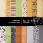 Spookie Dookie Paper Pack-$3.50 (Karen Lewis)