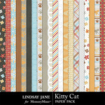 Kitty Cat Paper Pack-$2.49 (Lindsay Jane)