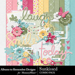 Sunkissed Combo Pack-$2.10 (Albums to Remember)