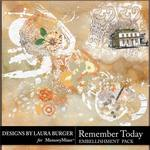 Remember Today Gesso Pack-$4.99 (Laura Burger)