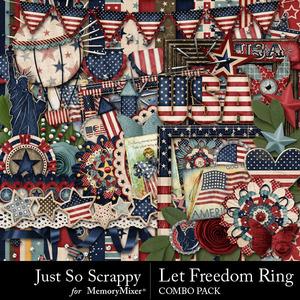 Let freedom ring kit medium