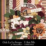 I Am Me Combo Pack-$4.99 (Ooh La La Scraps)
