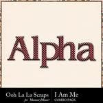 I am me kit alpha small