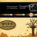 Pumpkin Patch QuickMix-$5.00 (Paula Phillips)